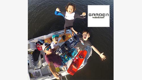 GARDEN wakeboard-MWB