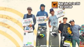 ウェイクシリーズ第1戦 Mother Lake Biwa Cup Winner!!