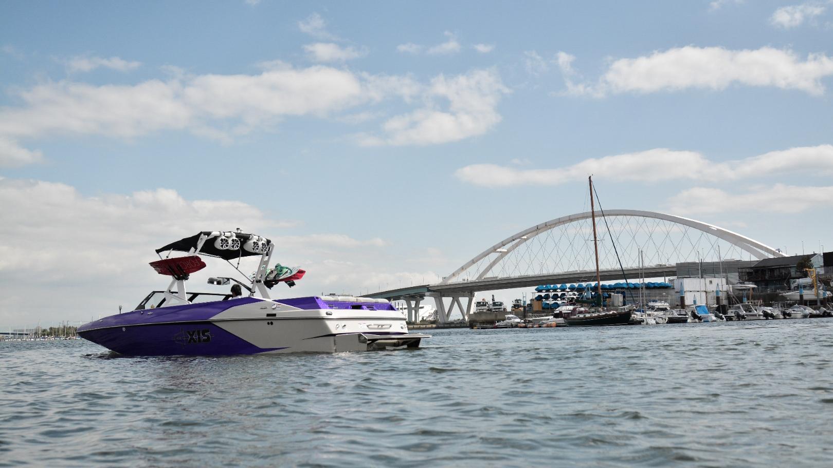 琵琶湖大会曳航艇決定!!曳航艇プロモーショントーイングのご案内