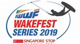 IWWF ASIA WakeFest Series 2019 Singapore Stop【大会レポート】