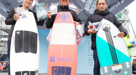 サーフィンMen 決勝結果