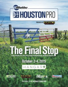 The Final WWA WORLD SERIES Malibu Houston Proがヒューストンで開幕!